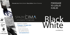 Finissage INVITO Black-White