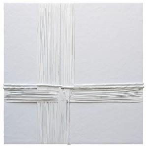 Tensione su fondo bianco #5